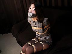 【エロ動画】畠中奈美江 ‐拐された美人秘書‐ 全篇のエロ画像