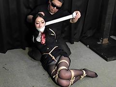 【エロ動画】畠中奈美江 ‐囚われたCA‐ 全篇のエロ画像