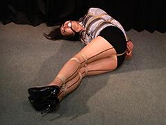 【エロ動画】筒美かえで ‐熟女初緊縛‐ 全篇のエロ画像
