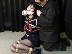 【エロ動画】中川鞠菜 ‐女子校生誘拐‐ 全篇のエロ画像