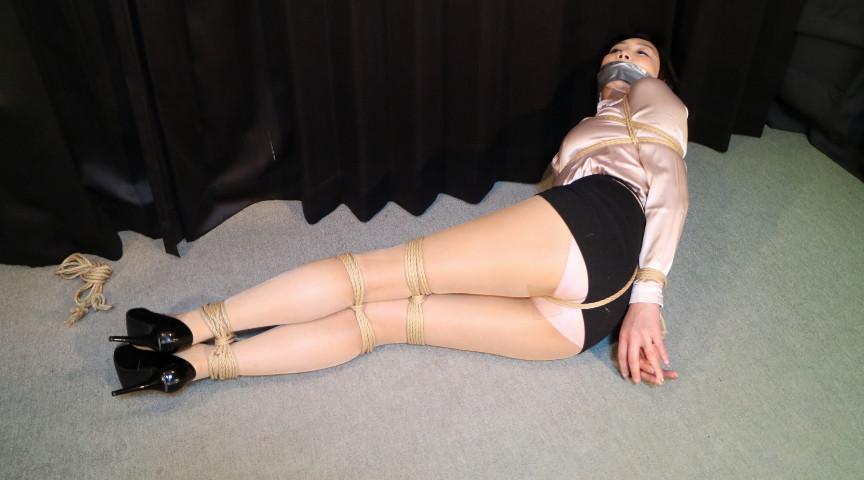 烏丸まどか - 熟女秘書の苦悶 - 全篇