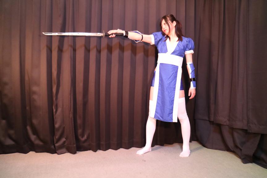 木崎未晴 - 女忍者最後の戦い - 全篇