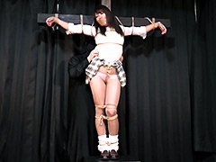 櫻乃春 - 磔になった女子校生 - 全篇