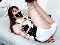夏川梨花 - 監禁されたレースクイーン - 全篇