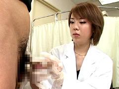 【エロ動画】西川先生の包茎クリニックのエロ画像