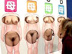 【エロ動画】近親相姦 息子なら母親の裸当ててみて! - エロ動画!企画もの