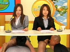 女子アナHなハプニング映像10連発 パート2