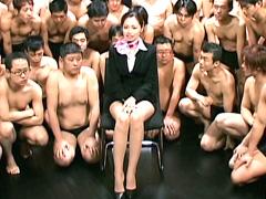 【エロ動画】精子ごっくん100連発 総集編5時間DXのエロ画像