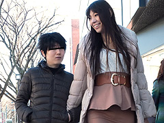 【エロ動画】181cm高身長ファッションモデル麻生ゆうのエロ画像