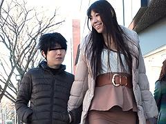 181cm高身長ファッションモデル麻生ゆう