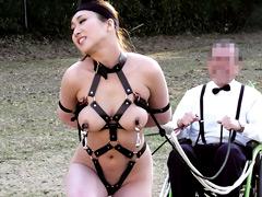【エロ動画】牝馬奴隷ダービーのエロ画像