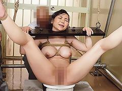 【エロ動画】懲役24時間!獄中緊縛いじめ刑務所 宮野麻美のSM凌辱エロ画像