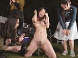 婦人会のBBQ大会で全裸羞恥芸をさせられていた僕の妻