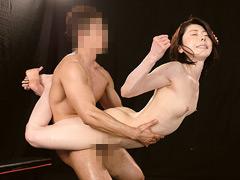 【エロ動画】筋肉母子マッスル近親相姦のエロ画像