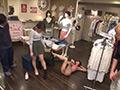 素人・AV人気企画・女子校生・ギャル サンプル動画:洋服屋でガチンコ羞恥マネキンチャレンジ