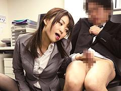 【エロ動画】カラダの入れ替わり人事異動のある会社のエロ画像