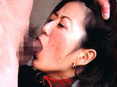 【エロ動画】熟妻イマラチオ 麻美ほのかのエロ画像