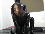 背徳のRubber Doll 【DUGA】