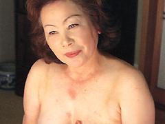 【エロ動画】還暦熟女 福田幸江のエロ画像