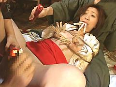 【エロ動画】熟女倒錯大全1のエロ画像