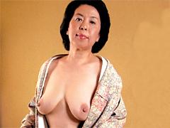 【エロ動画】自慰でイキ3Pでまたイキ五十路かな 高島百合子の人妻・熟女エロ画像
