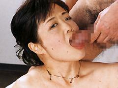 【エロ動画】ハレンチおばさん 新田百合子 50歳のエロ画像
