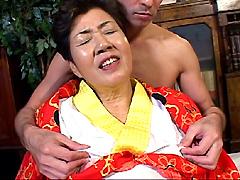 【エロ動画】還暦熟女 七瀬遊のエロ画像
