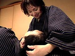 【エロ動画】母子交尾 【伊豆路】のエロ画像