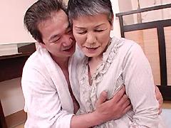 【エロ動画】新・還暦熟女 中村礼子のエロ画像