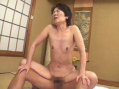 【エロ動画】禁断の母子愛 西恵子のエロ画像