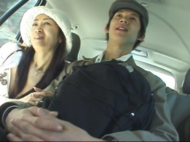 巨乳人妻 城ヶ崎温泉不倫旅行 海江田由紀 42歳