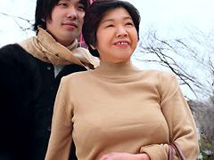 【エロ動画】母親上京物語 もうひとつの母子交尾 新藤昭子のエロ画像