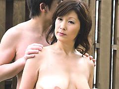 【エロ動画】母子交尾 【内房富津路】の人妻・熟女エロ画像