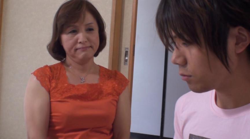 お股が濡れ濡れの五十路お母さん 加藤貴子