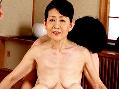 【エロ動画】新・還暦熟女 和田唄子のエロ画像