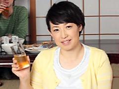 【エロ動画】親友の母 酒好きお母さん 江口ともよのエロ画像