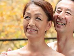【エロ動画】熟年フルムーン 高齢夫婦黒磯の旅 谷房枝のエロ画像