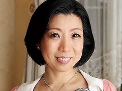 近親相姦 五十路のお母さんに膣中出し 倉田江里子