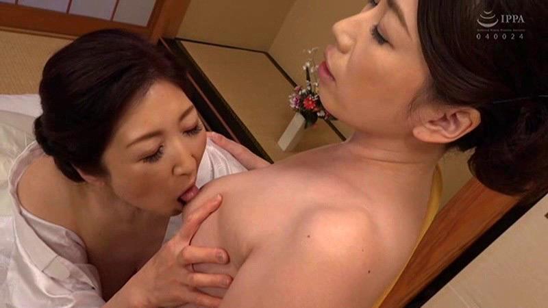 熟女レズ 濃厚な接吻 木内友美 恵川乃々子