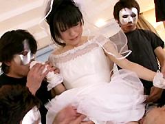 陵辱!花嫁が結婚式前日に最初で最後のAV出演2