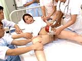 羞恥!男女混合看護実習