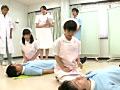 羞恥!臨床研修の被検体で全裸にさせられる看護学生 6