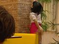 素人・AV人気企画・女子校生・ギャル サンプル動画:羞恥!エプロンの下はノーパンノーブラ
