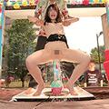 素人・ハメ撮り・ナンパ企画・女子校生・サンプル動画:マジックミラー号激ピスマシンバイブでポルチオイキ2
