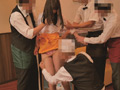 素人・AV人気企画・女子校生・ギャル サンプル動画:羞恥!エプロンの下はノーパンノーブラ3