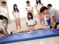 羞恥!青少年男女混合全裸体力測定2021