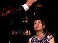 【エロ動画】あなたにもできる 実践!催眠術 北谷静香のエロ画像