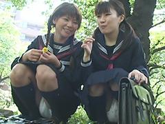 フェチ:恋するおむつ少女2