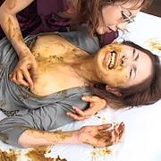 激淫糞尿シリーズ1 被虐嗜好美女・甲斐ミハル【三和出版】