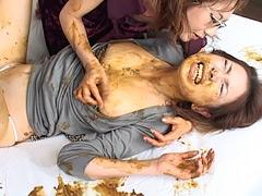 激淫糞尿シリーズ1 被虐嗜好美女・甲斐ミハル